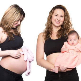 Zwangerschapsserie